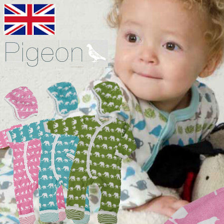 イギリス ベビー服 Pigeon(ピジョン)