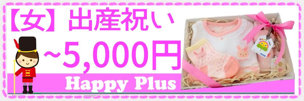 女の子 出産祝い 予算5,000円まで