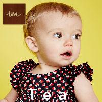 tea ベビー服