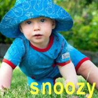 snoozy ベビー服
