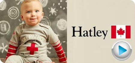 カナダベビー服 Hatley(ハットレイ)