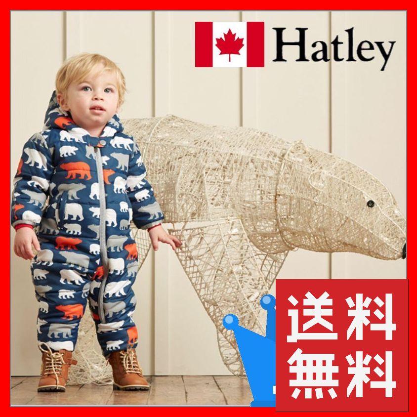 カナダ防寒ベビー服 ハットレイ