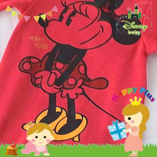 ディズニー ミニーマウス カバーオール