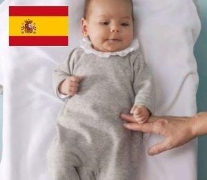 スペインベビー服 バビデュ