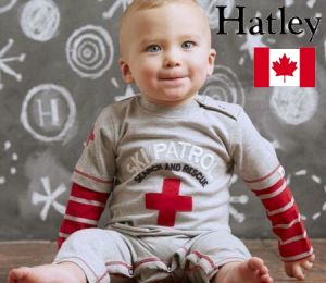 カナダベビー服 ハットレイ