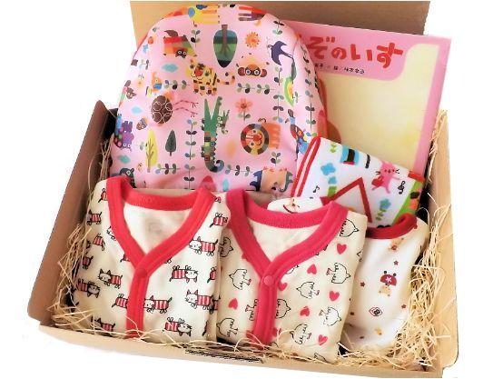 5,000円女の子出産祝い