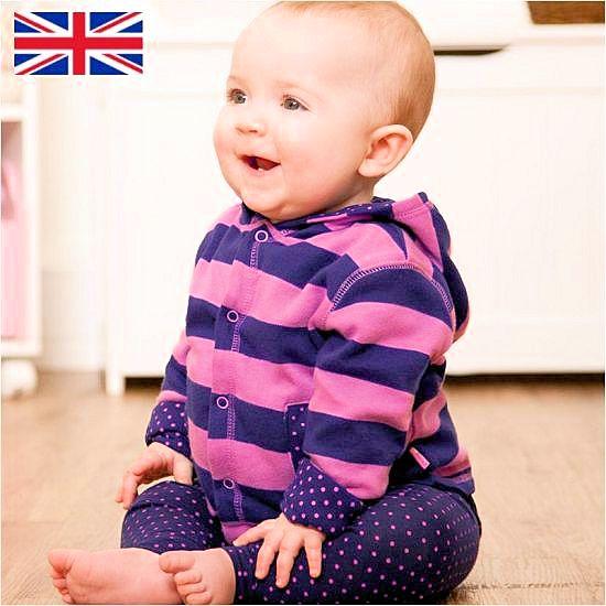 イギリスベビー服 1歳パーカー