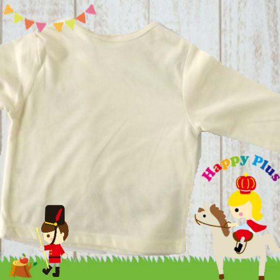 disney baby 1歳ミッキーマウス長袖Tシャツ