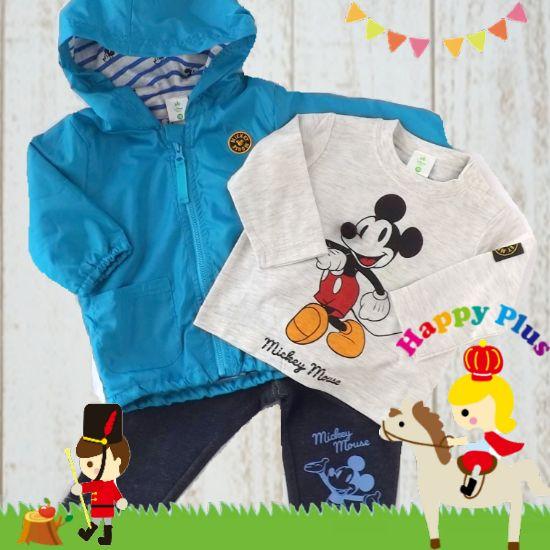 ディズニーミッキーマウス パーカー