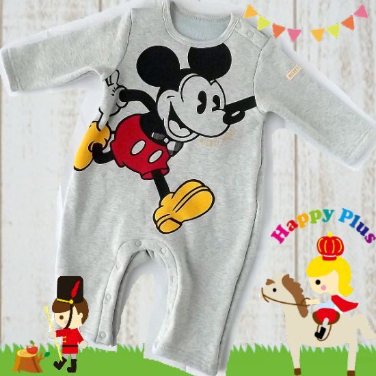 ディズニーミッキーマウス カバーオール