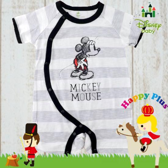 ミッキーベビー服 ロンパース