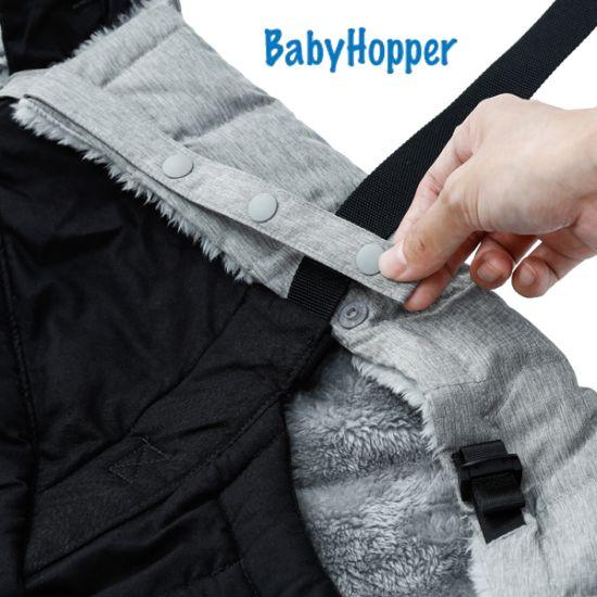 Baby Hopper 2018インター・マルチプルダウンカバー/メランジ/グレー