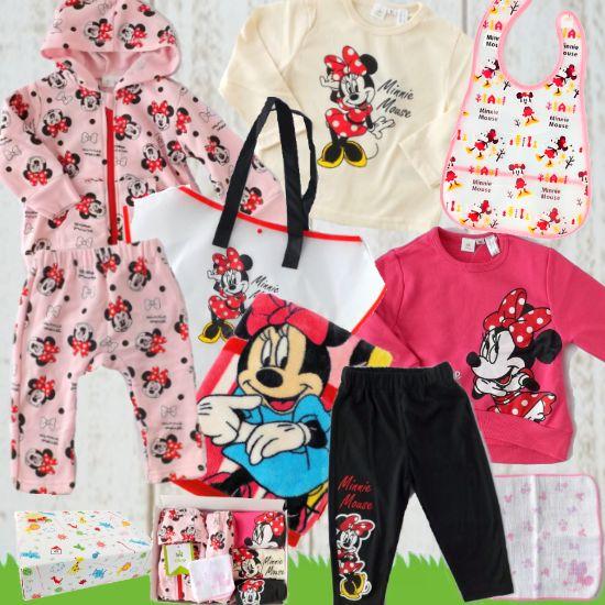 ディズニーミニーマウス出産祝い