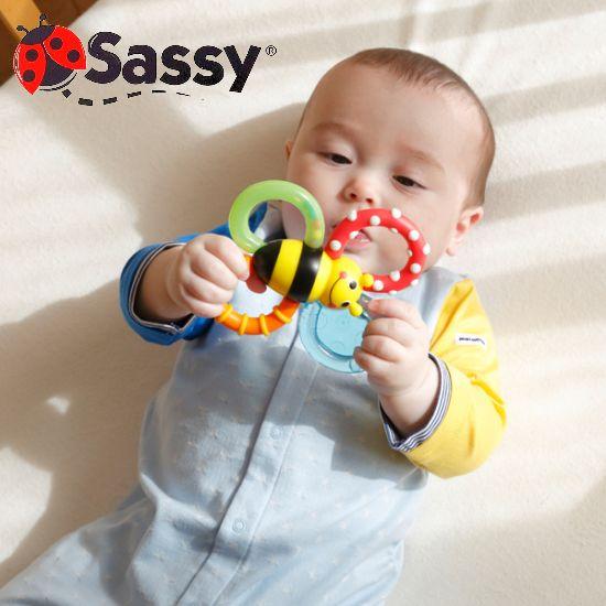 sassyみつばちおもちゃ