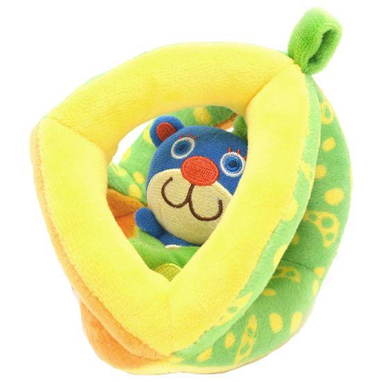 赤ちゃんおもちゃ 豆くまくんボール