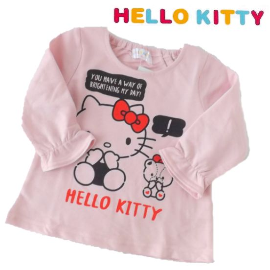 HELLO KITTY ハローキティー長袖Tシャツ