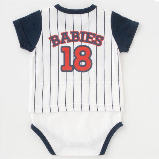男の子出産祝い 野球ユニフォーム