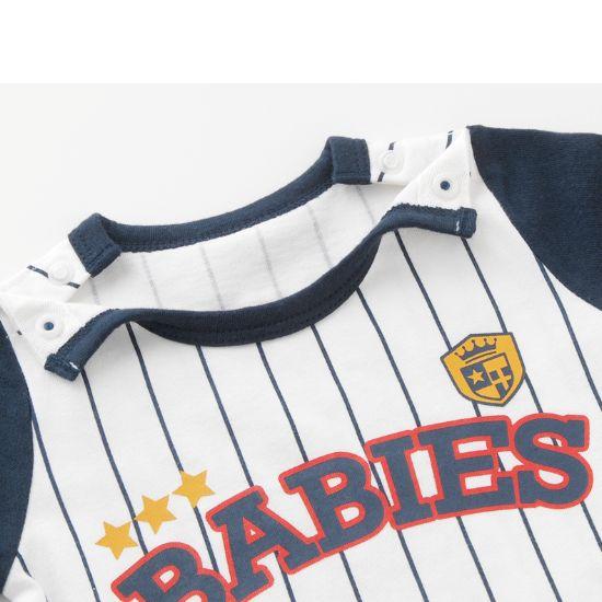 野球ユニフォーム2Wayベビー服