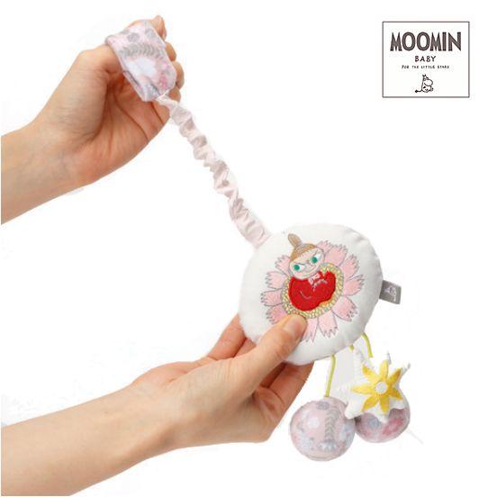 ムーミンベビー おもちゃ