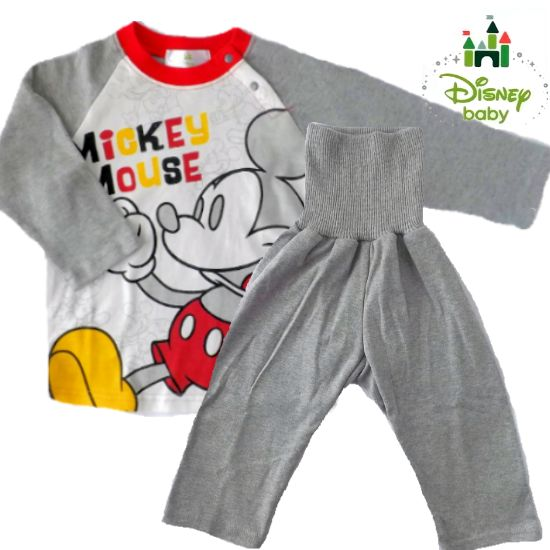 Disney baby ディズニーミッキーマウス パジャマ