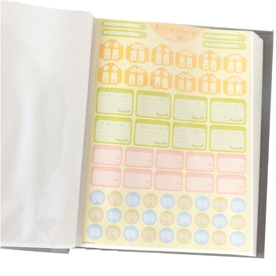 ラドンナ ベビーアルバムフレーム AMB28-P ピンク