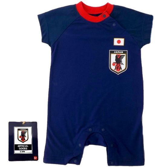 サッカーベビー服