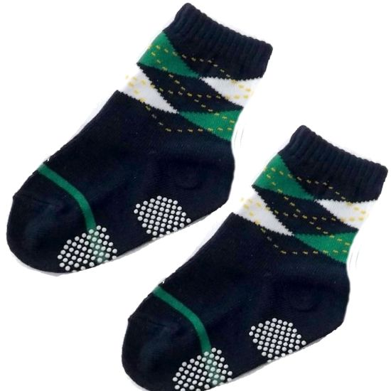 アーガイル靴下