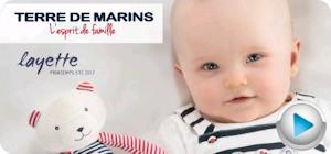 フランスベビー服 Terre de marins(テールドマラン)