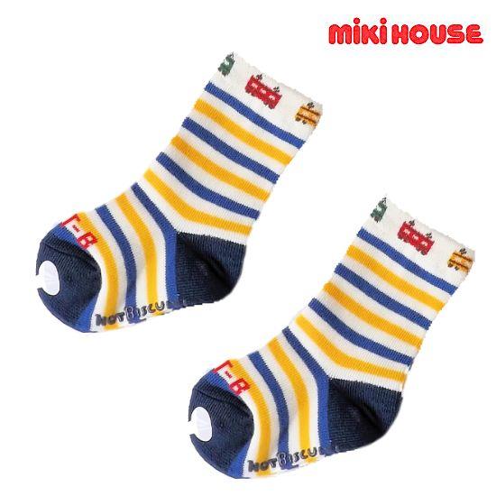 ミキハウス靴下
