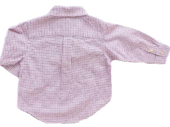 ラルフローレン 男の子長袖シャツ