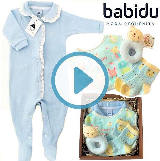 男の子出産祝い スペイン製ベビー服とanano cafeベビー用品セット