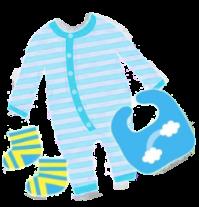 男の子ベビー服