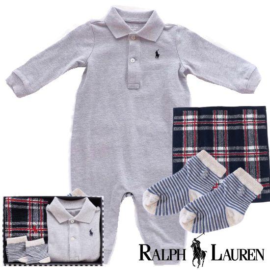 ラルフローレン 男の子出産祝い