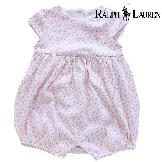 ラルフローレン 女の子1歳ベビー服