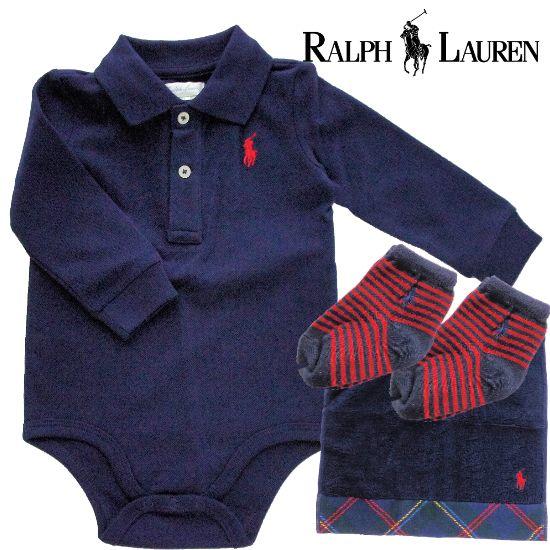 ラルフローレン男の子出産祝い