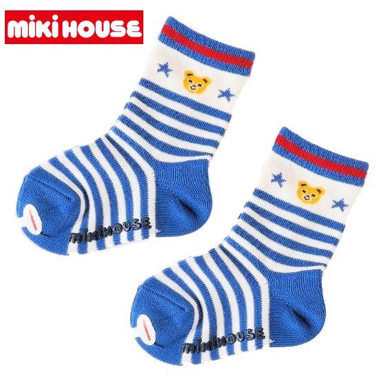 ミキハウス 赤ちゃん靴下