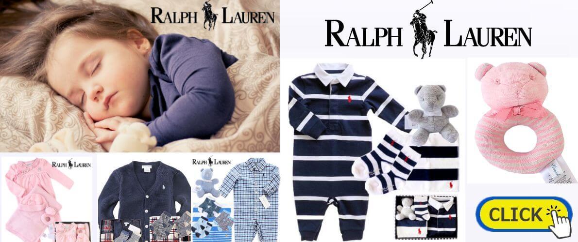 ラルフローレン出産祝い