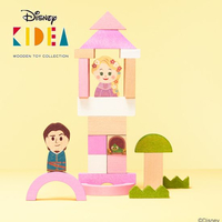 Disney KIDEA&BLOCK<塔の上のラプンツェル>