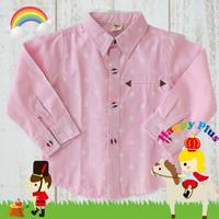 星柄長袖シャツ サイズ90(2歳)