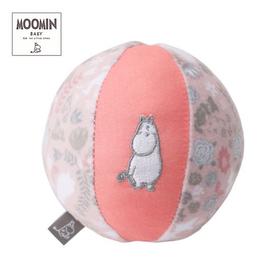 Moomin baby ムーミン ベビーボール/ムーミンフラワー/ピンク