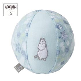 Moomin baby ムーミン ベビーボール/ムーミンフラワー/ブルー
