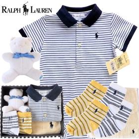 男の子出産祝い RALPH LAUREN ラルフローレン 初めての男の子へ贈るギフトセット