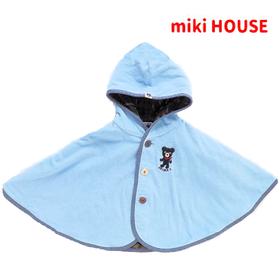 mikihouse ミキハウス DOUBLE_B(ダブルビー:ブルー)