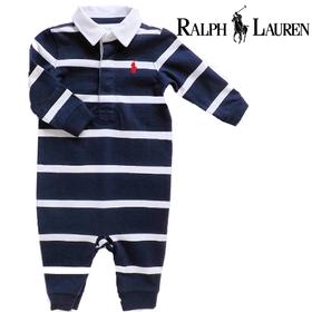 RALPH LAUREN ラルフローレンベビー服 カバーオール