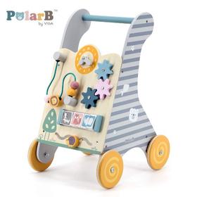木製玩具 PolarB(ポーラービー) ベビーウォーカー