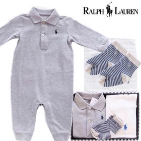 RALPH LAUREN ラルフローレン カバーオール男の子出産祝い