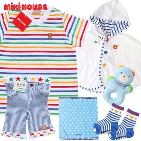 mikihouse ミキハウス 成長してからも嬉しい男の子出産祝いプレゼント