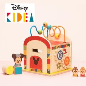 KIDEA BUSY BOX/ミッキー&フレンズ
