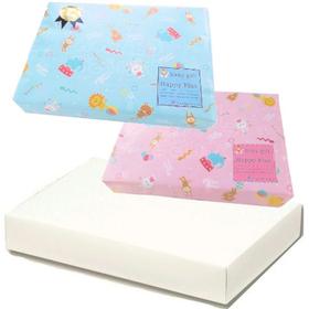 包装紙ラッピング(BOX付き)