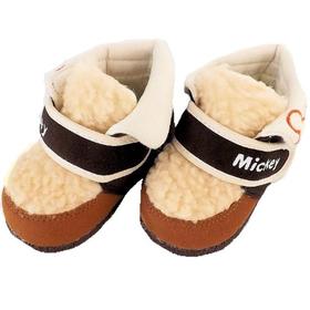 Disney ミッキーマウス 1歳ベビーシューズ(秋冬用ブーツ)